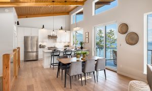 238 Shore Lane—Kitchen & Dining