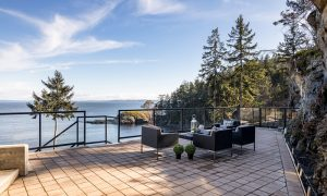 238 Shore Lane—View from Patio