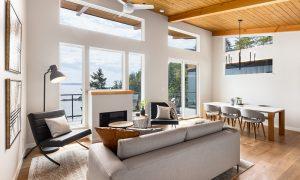 240 Shore Lane—Living & Dining