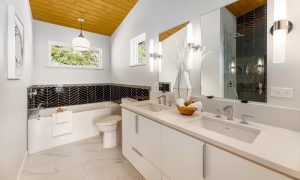 240 Shore Lane—Master Bathroom