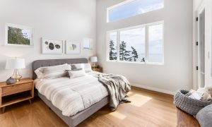 240 Shore Lane—Master Bedroom