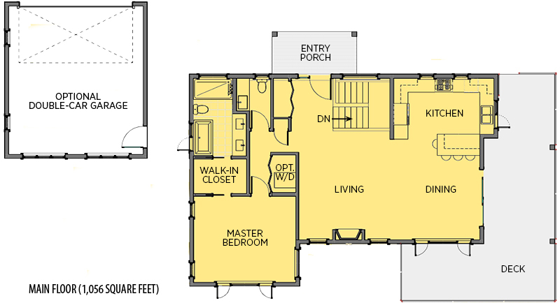 Main-Floor-Plan-881-Russell-Lane-Lot-4
