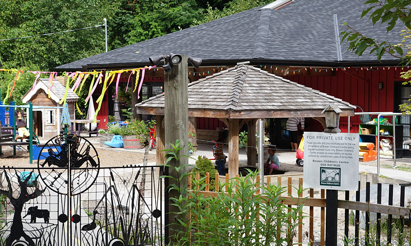 Bowen Island Preschool & Daycare Facility