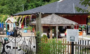 Bowen Island Children's Centre (preschool & daycare) & Family Place is close