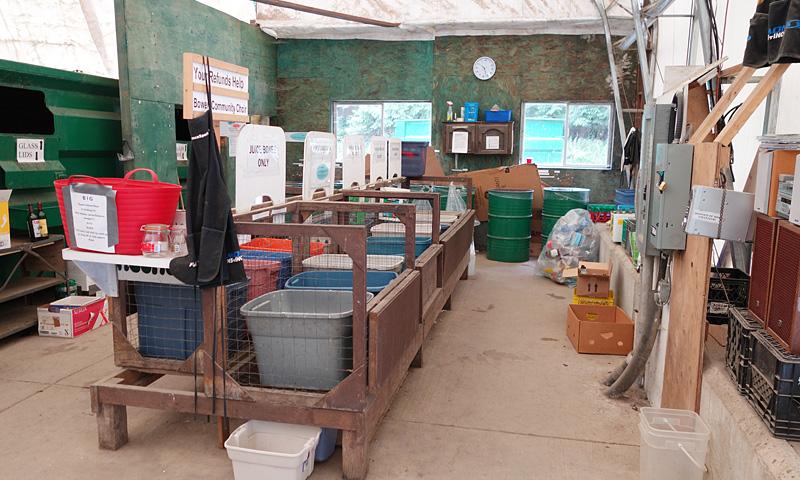 Bowen Island Recycling Depot