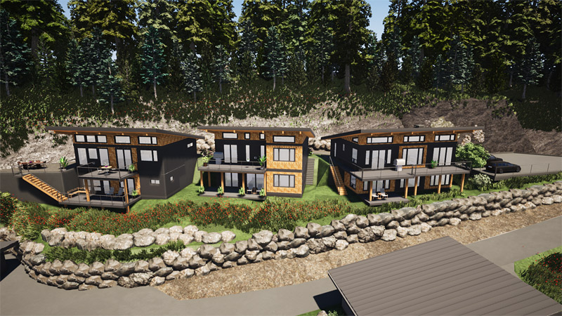 Concept-three-homes-Strata-Lots-I-J-K-March-2020