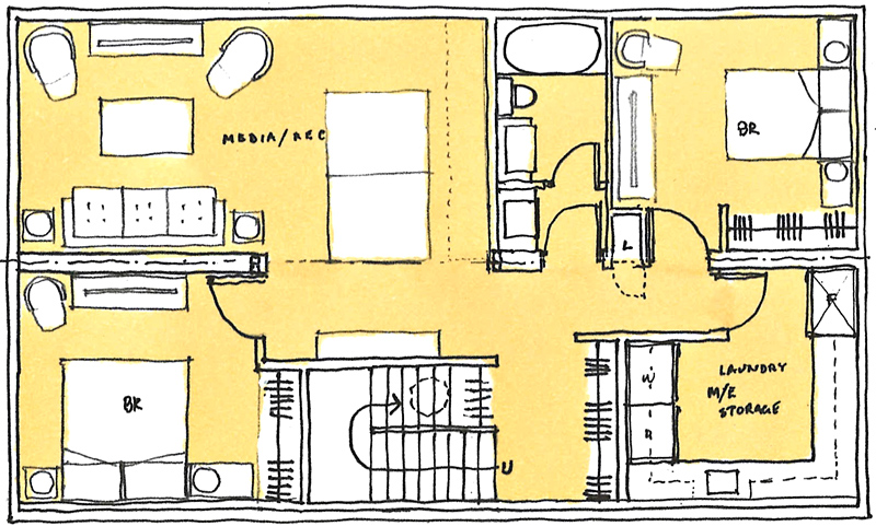 Floor-Plan-concept-881-Russell-Lane-Lot-4-1940-sf-option-lower-floor