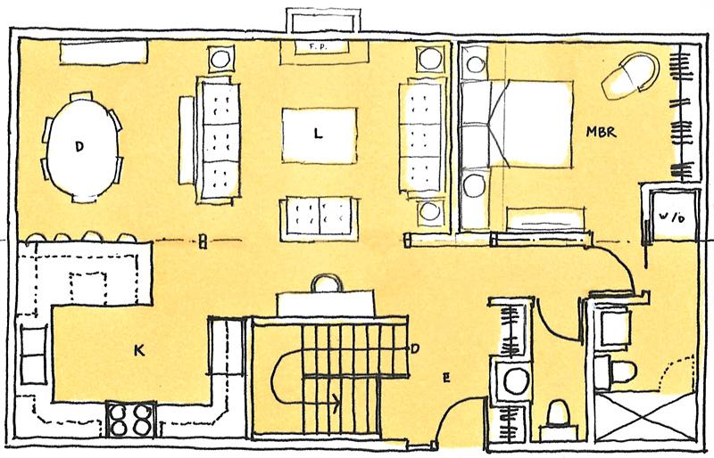 Floor-Plan-concept-881-Russell-Lane-Lot-4-1940-sf-option-main-floor