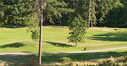 Golf-course-Bowen-Island